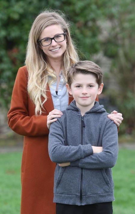 Ben vốn là một học sinh lớp 4 tại trường tiểu học Chase Lane ở Dovercourt, Essex
