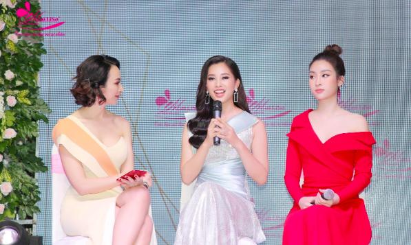 Lộ diện người giúp Tân Hoa hậu Tiểu Vy luôn tỏa sáng và nổi bật tại Miss World - 1