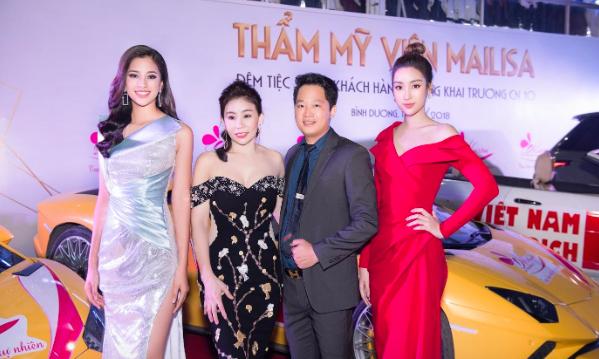 Lộ diện người giúp Tân Hoa hậu Tiểu Vy luôn tỏa sáng và nổi bật tại Miss World - 4