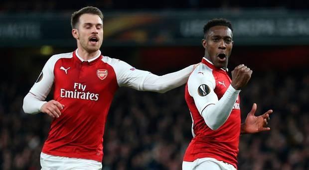 Arsenal sẽ đối đầu với BATE Borisov ở vòng 1/16 Europa League