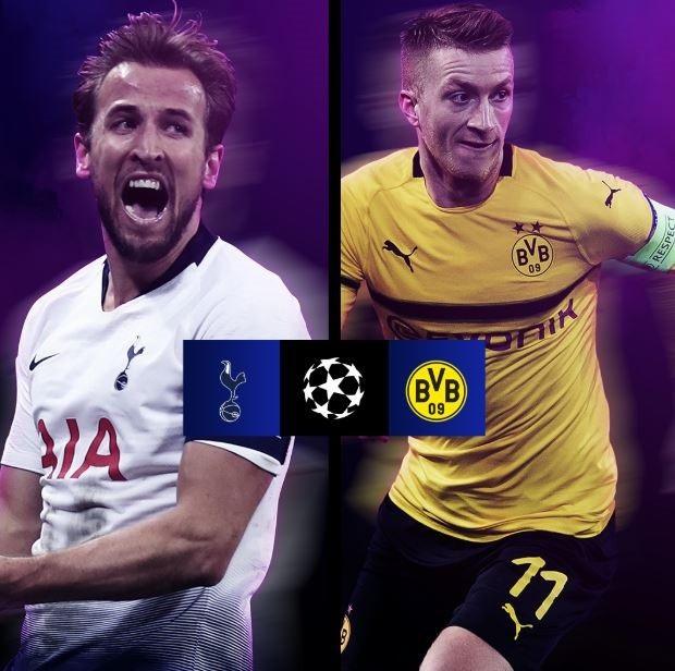 Cặp đấu Tottenham-Dortmund hứa hẹn vô cùng khó đoán