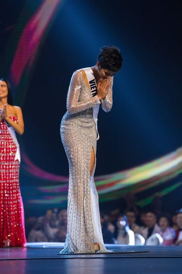 Những hình ảnh đầy cảm xúc của H'Hen Niê tại chung kết Hoa hậu Hoàn vũ 2018 - 18