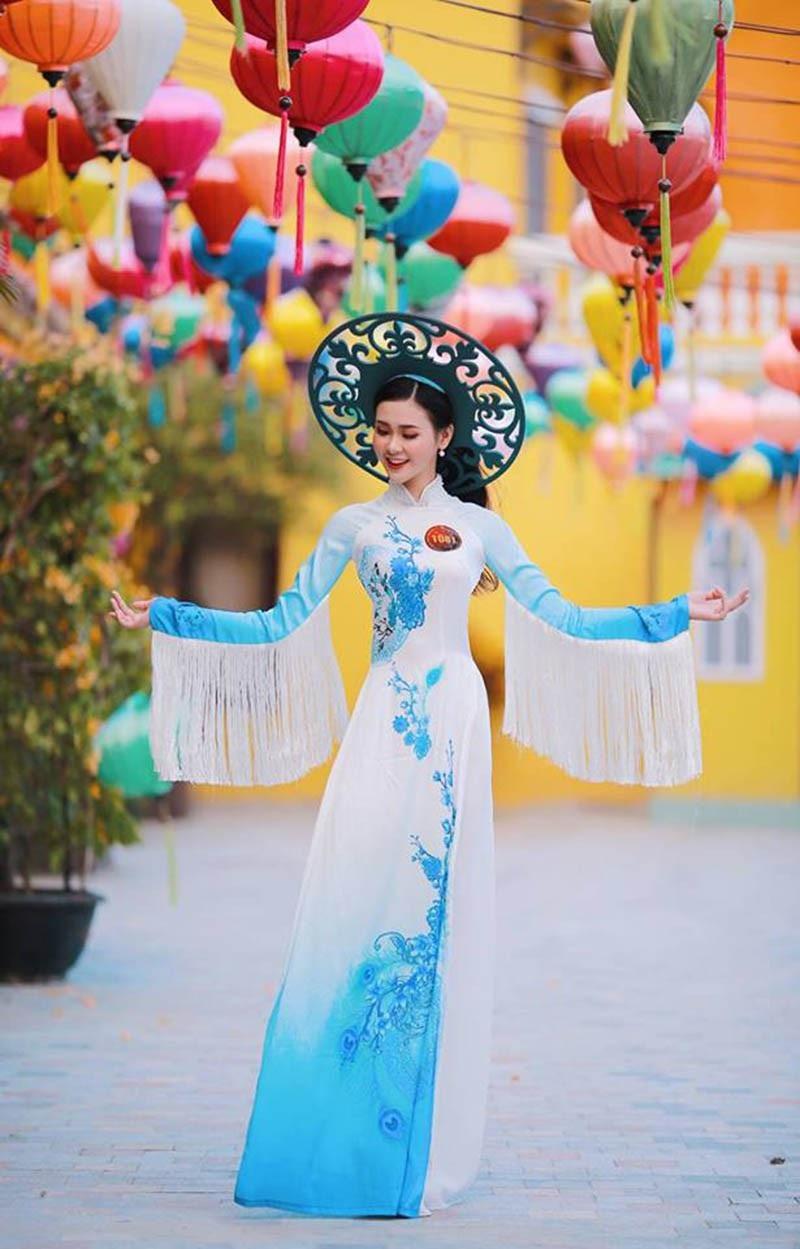 Ngắm tân Á khôi sinh viên Việt Nam xinh đẹp và học giỏi - Ảnh 2.