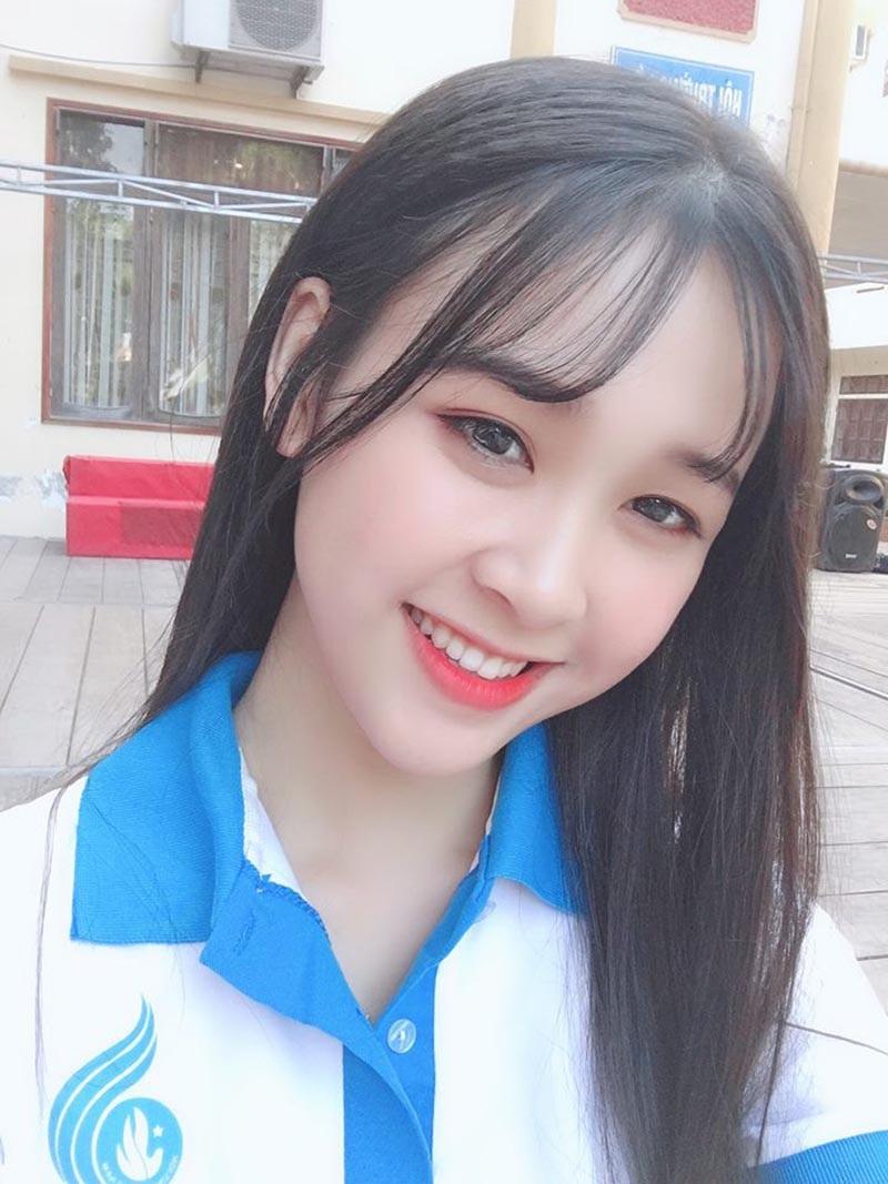 Ngắm tân Á khôi sinh viên Việt Nam xinh đẹp và học giỏi - Ảnh 10.