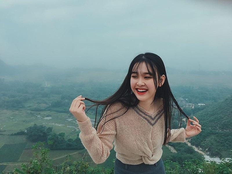 Ngắm tân Á khôi sinh viên Việt Nam xinh đẹp và học giỏi - Ảnh 7.