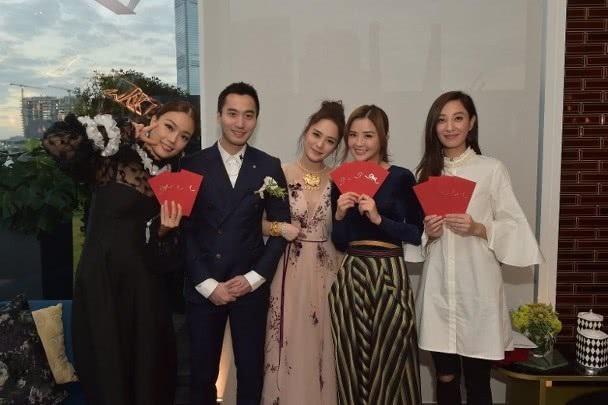 Chung Hân Đồng xinh như công chúa trong tiệc cưới ngoài trời - Ảnh 13.