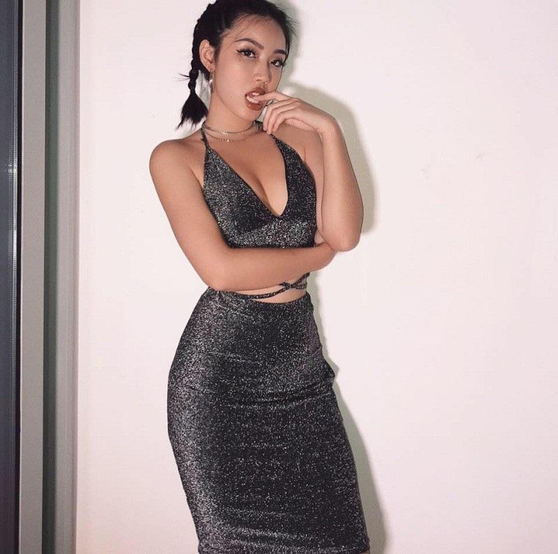 Hot girl Hải Phòng gợi cảm càng được chú ý sau khi chia tay rapper nổi tiếng - Ảnh 2.