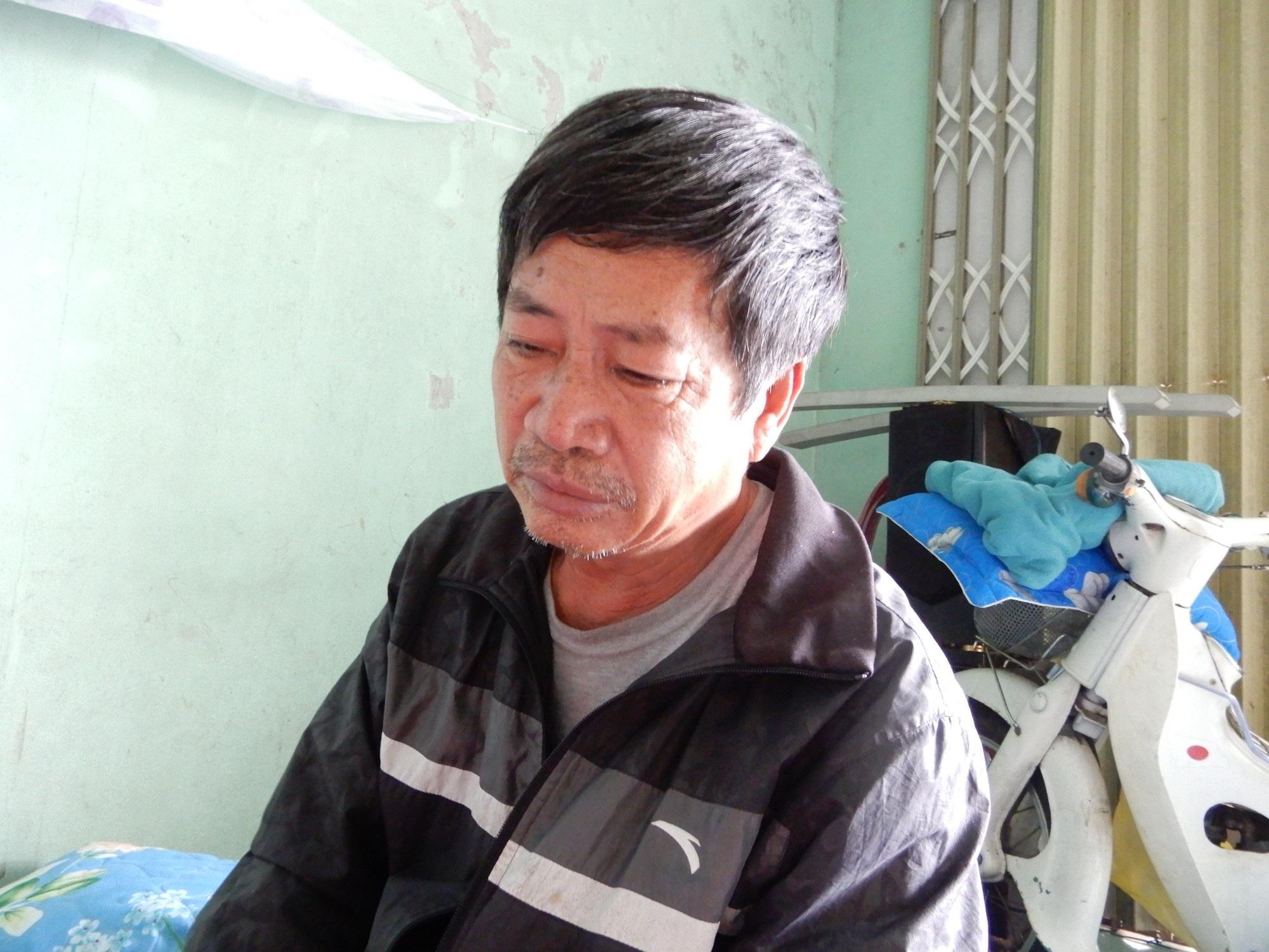 Thương cha già vất vả nuôi con trai bị lao màng não nằm liệt giường - Ảnh 6.