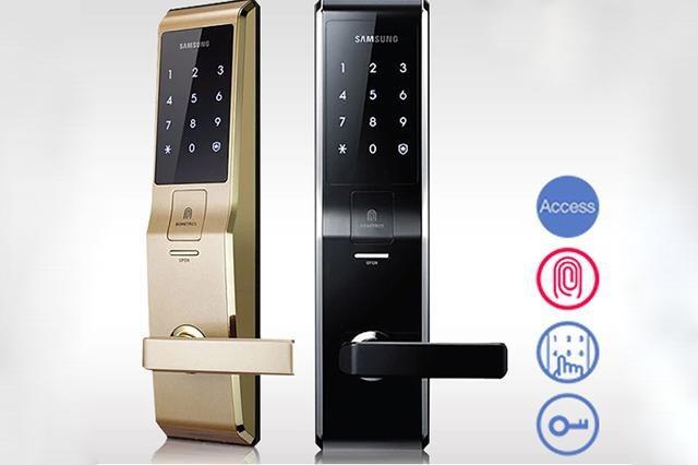 Top 5 khóa điện tử tốt nhất của Samsung   Báo Dân trí