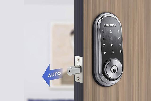 Top 5 khóa điện tử tốt nhất của Samsung - 4