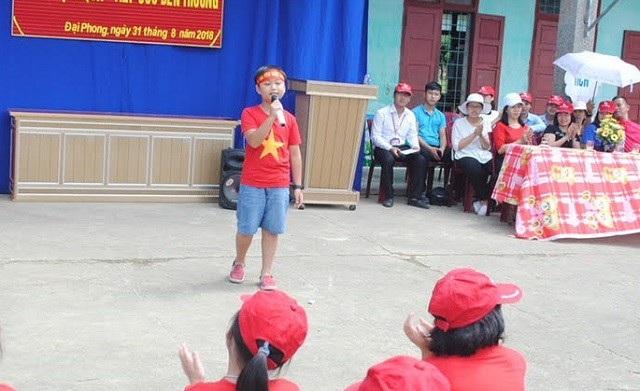 Học sinh Quảng Bình giành giải Trạng nguyên xuất sắc kèm học bổng 1,5 tỷ đồng - Ảnh 1.
