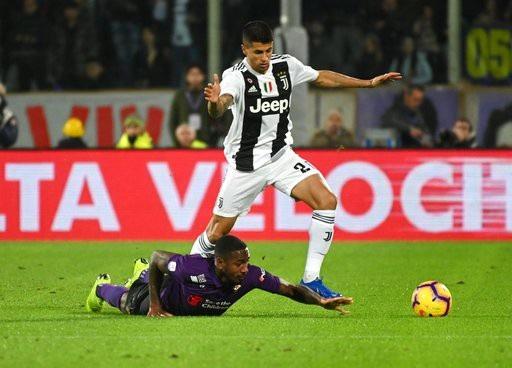 Fiorentina 0-3 Juventus: C.Ronaldo ghi bàn thứ 10 - 8