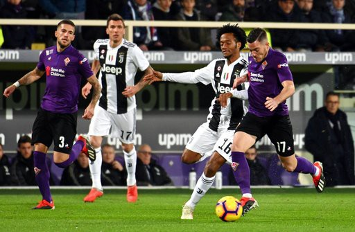 Fiorentina 0-3 Juventus: C.Ronaldo ghi bàn thứ 10 - 7