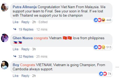 CĐV Philippines nể phục chiến thắng của đội tuyển Việt Nam - 2