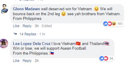 CĐV Philippines nể phục chiến thắng của đội tuyển Việt Nam - 3