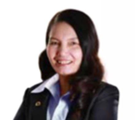 Bà Nguyễn Thị Kim Xuyến trước khi bị khởi tố, tạm giam
