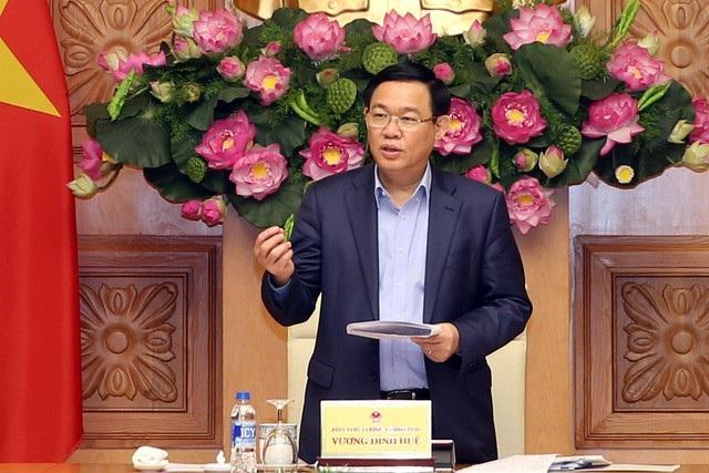 Phó Thủ tướng yêu cầu trong năm 2019, người đứng đầu bộ ngành, địa phương phải thay những cán nhân không làm được việc