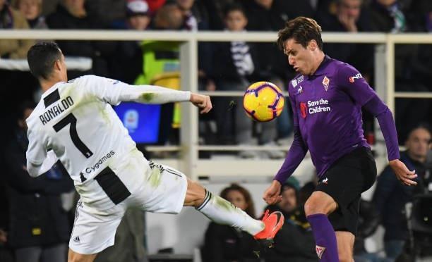 Fiorentina 0-3 Juventus: C.Ronaldo ghi bàn thứ 10 - 3