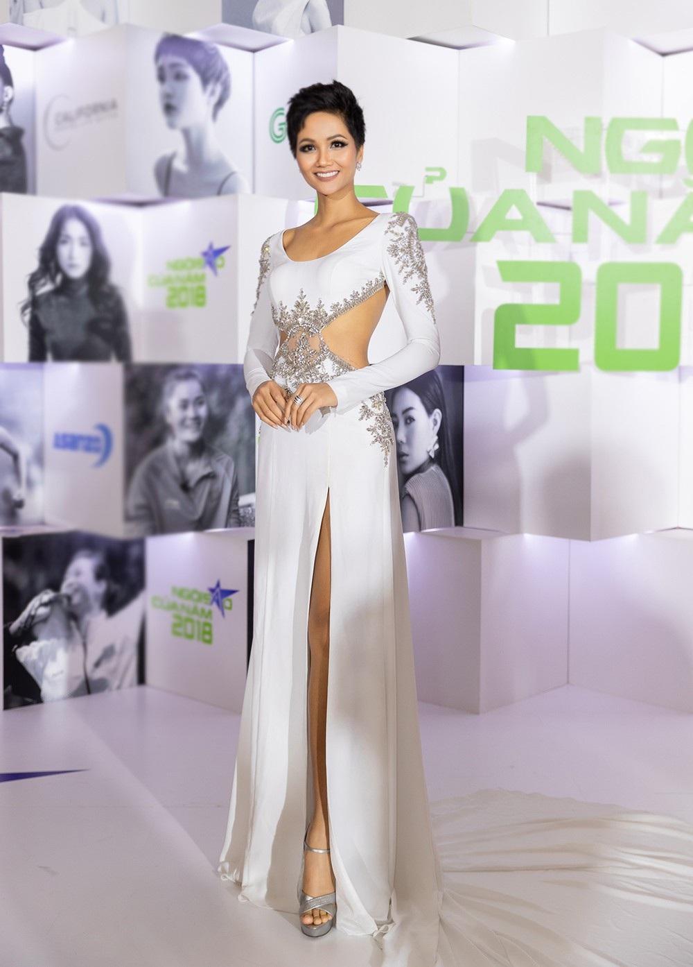 """Hoa hậu H'hen Niê được vinh danh """"Ngôi sao vì cộng đồng"""" - Ảnh 5."""