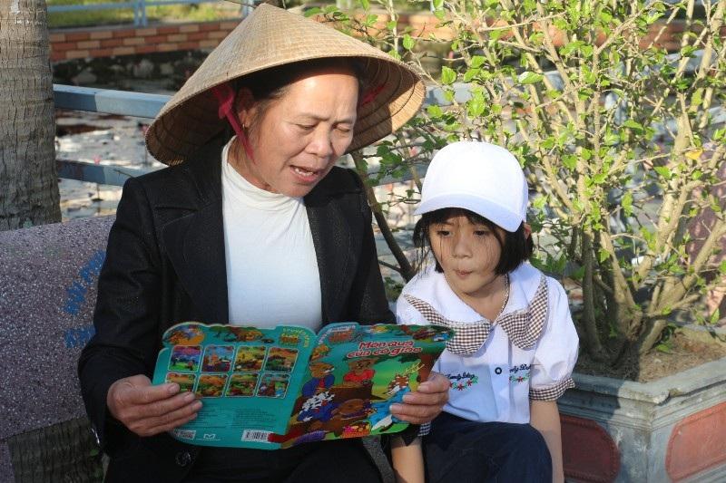 Học sinh, phụ huynh háo hức với Ngày hội đọc sách - Ảnh 4.