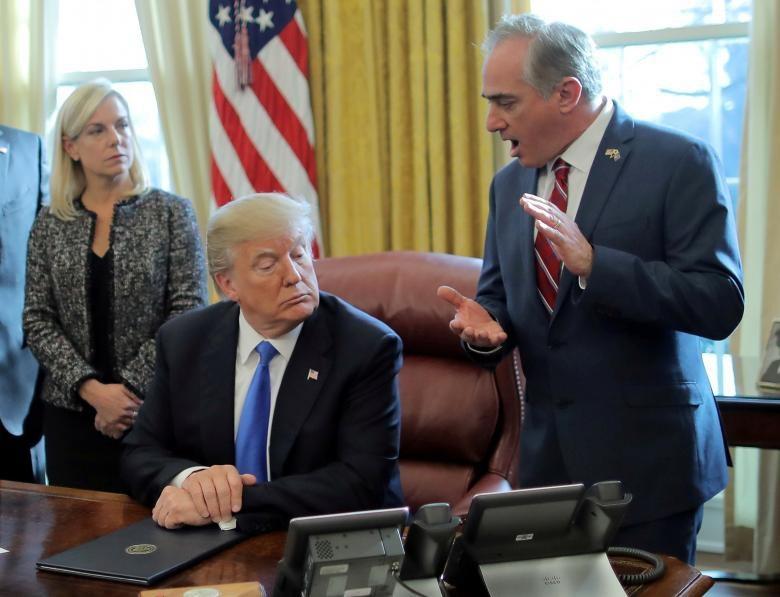 Hai năm làm Tổng thống, ông Trump sa thải số quan chức kỷ lục - Ảnh 10.