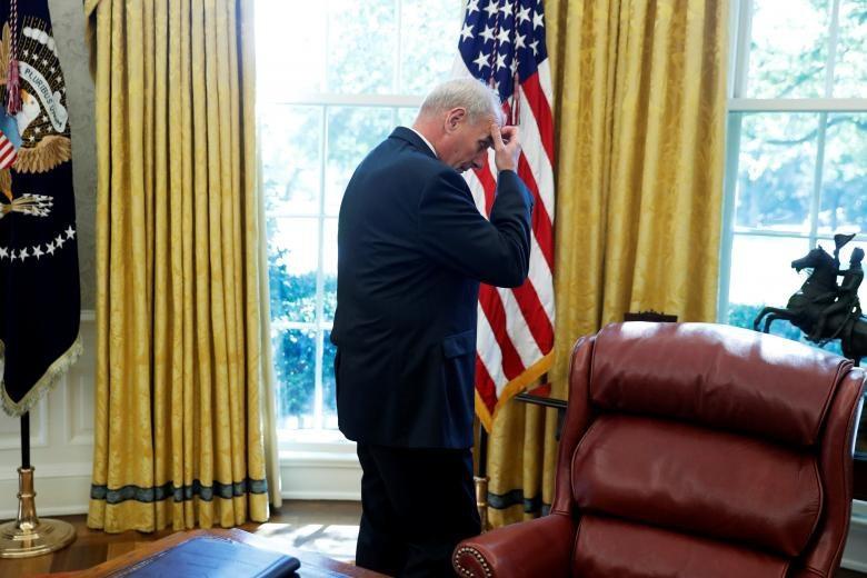 Hai năm làm Tổng thống, ông Trump sa thải số quan chức kỷ lục - Ảnh 4.
