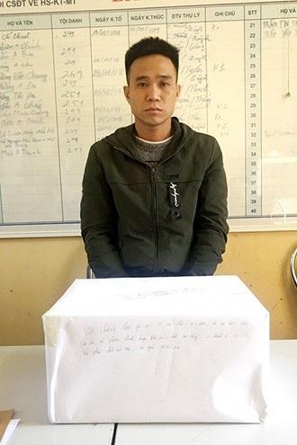Bắt đối tượng chở thuê ma túy với giá 100 triệu đồng - Ảnh 1.
