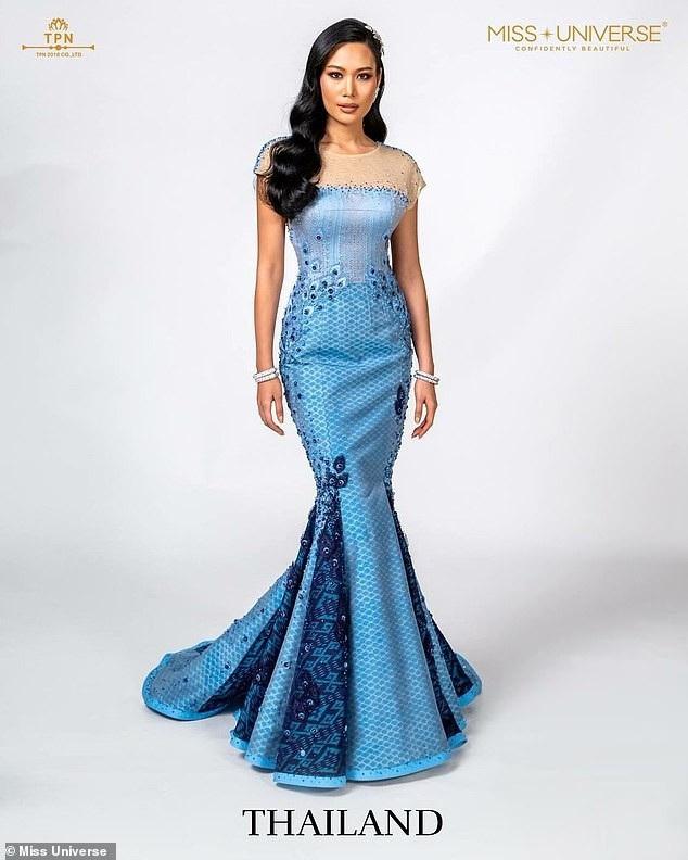 """""""Hot girl"""" mạng xã hội đối mặt án tù vì chê váy do công chúa Thái Lan thiết kế - Ảnh 2."""