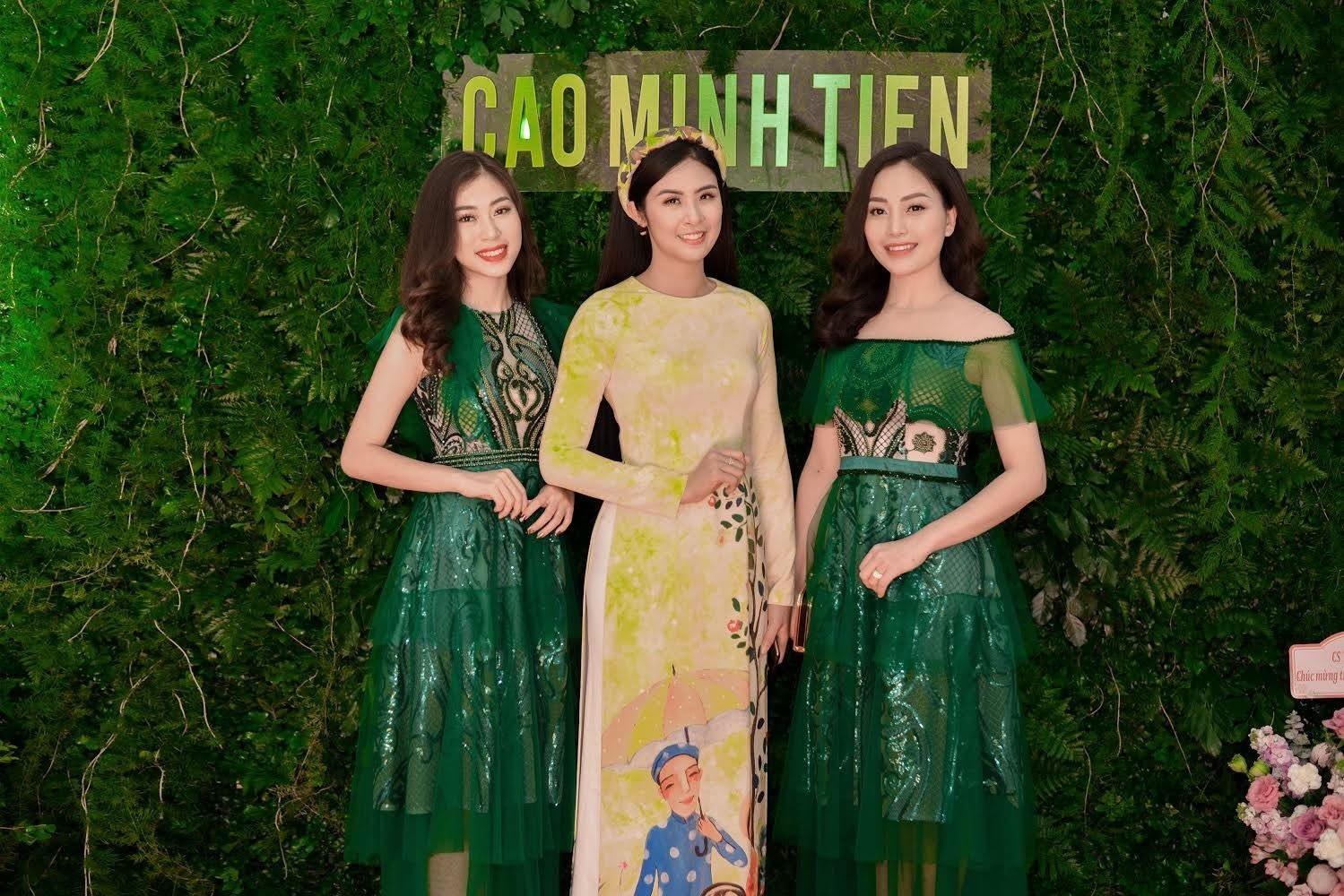 """Sao Mai Huyền Trang đẹp mặn mà ngày """"trở lại"""" showbiz - Ảnh 5."""