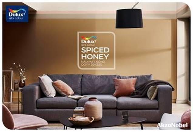 """""""Đón nắng vào nhà""""cùng Nâu mật nồng - Spiced Honey - Ảnh 1."""