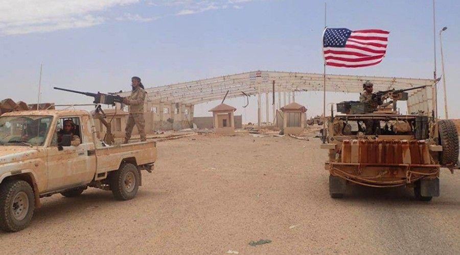Mỹ xây căn cứ mới ở Syria giữa lúc ông Trump thông báo rút quân - Ảnh 1.