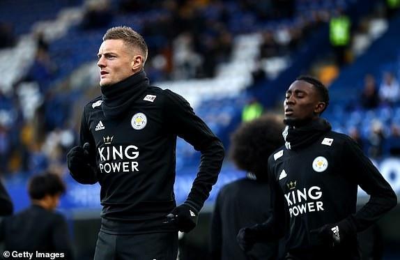 Chelsea 0-1 Leicester City: Phút lóe sáng của Vardy - Ảnh 14.