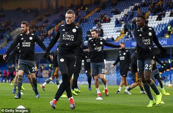 Chelsea 0-1 Leicester City: Phút lóe sáng của Vardy - Ảnh 15.