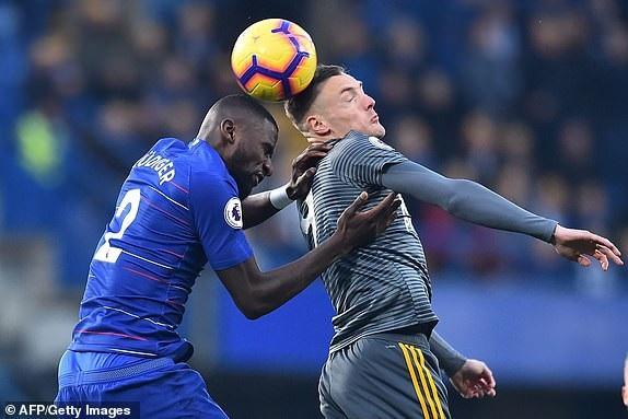 Chelsea 0-1 Leicester City: Phút lóe sáng của Vardy - Ảnh 11.