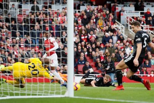 Arsenal 3-1 Burnley: Cú đúp của Aubameyang - Ảnh 12.