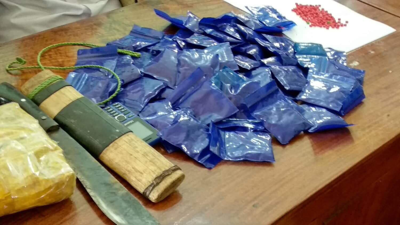Vận chuyển thuê  gần 12 nghìn viên ma túy tổng hợp để lấy 10 triệu đồng - Ảnh 2.