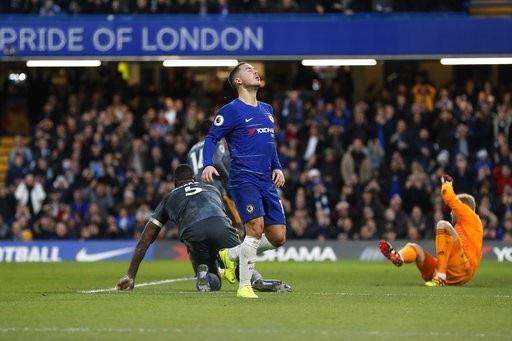 Chelsea 0-1 Leicester City: Phút lóe sáng của Vardy - Ảnh 9.