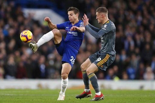 Chelsea 0-1 Leicester City: Phút lóe sáng của Vardy - Ảnh 2.