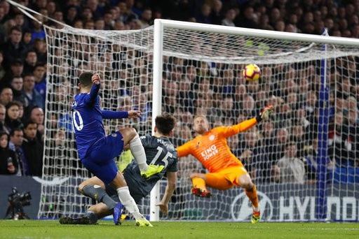 Chelsea 0-1 Leicester City: Phút lóe sáng của Vardy - Ảnh 4.