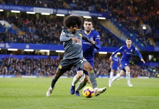 Chelsea 0-1 Leicester City: Phút lóe sáng của Vardy - Ảnh 3.
