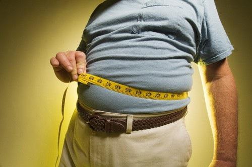 Người béo phì dễ bị suy giảm tình dục - Ảnh 1.