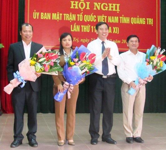 Bị kỷ luật cảnh cáo, nguyên Bí thư Huyện ủy làm Phó Chủ tịch Uỷ ban MTTQVN tỉnh - Ảnh 1.