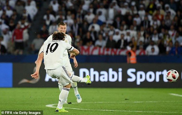 Real Madrid lần thứ ba liên tiếp vô địch FIFA Club World Cup - Ảnh 3.