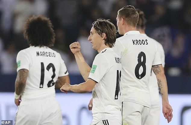 Real Madrid lần thứ ba liên tiếp vô địch FIFA Club World Cup - Ảnh 11.