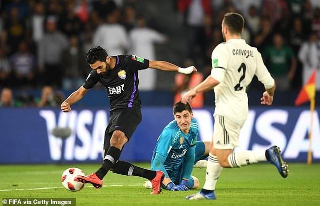 Real Madrid lần thứ ba liên tiếp vô địch FIFA Club World Cup - Ảnh 9.