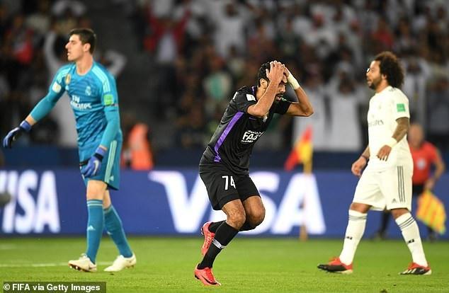 Real Madrid lần thứ ba liên tiếp vô địch FIFA Club World Cup - Ảnh 8.