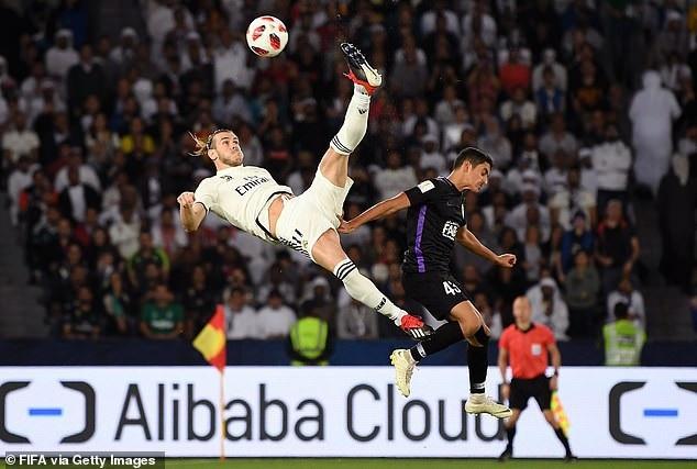 Real Madrid lần thứ ba liên tiếp vô địch FIFA Club World Cup - Ảnh 10.