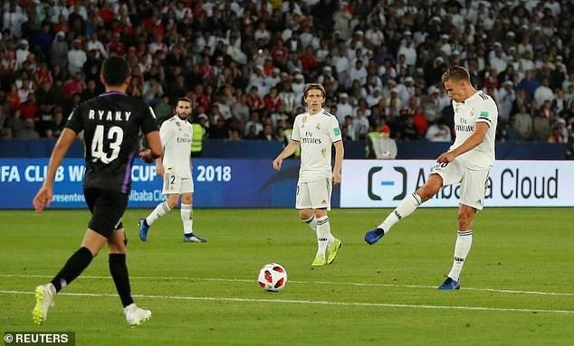 Real Madrid lần thứ ba liên tiếp vô địch FIFA Club World Cup - Ảnh 5.