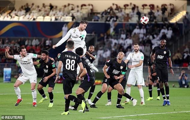 Real Madrid lần thứ ba liên tiếp vô địch FIFA Club World Cup - Ảnh 7.