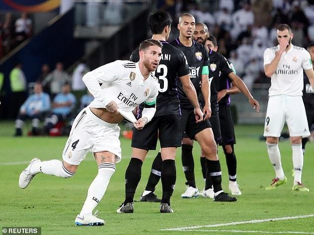 Real Madrid lần thứ ba liên tiếp vô địch FIFA Club World Cup - Ảnh 6.